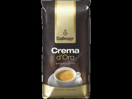 Кофе зерно Dallmayr Crema d Oro 1000 г в Москве