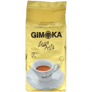 Купить кофе Gimoka Gran Festa в Москве
