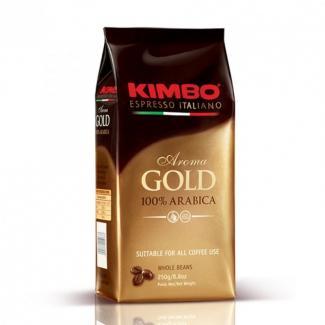 Купить кофе Kimbo Aroma Gold 1000 г в Москве