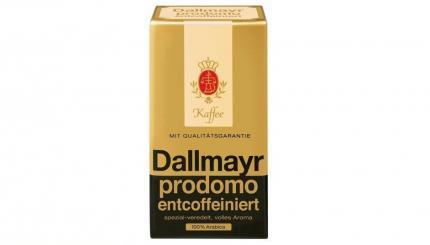 Купить кофе Dallmayr Prodomo Entcoffeiniert 500 г в Москве